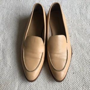 Everlane Modern Loafer tan size 8